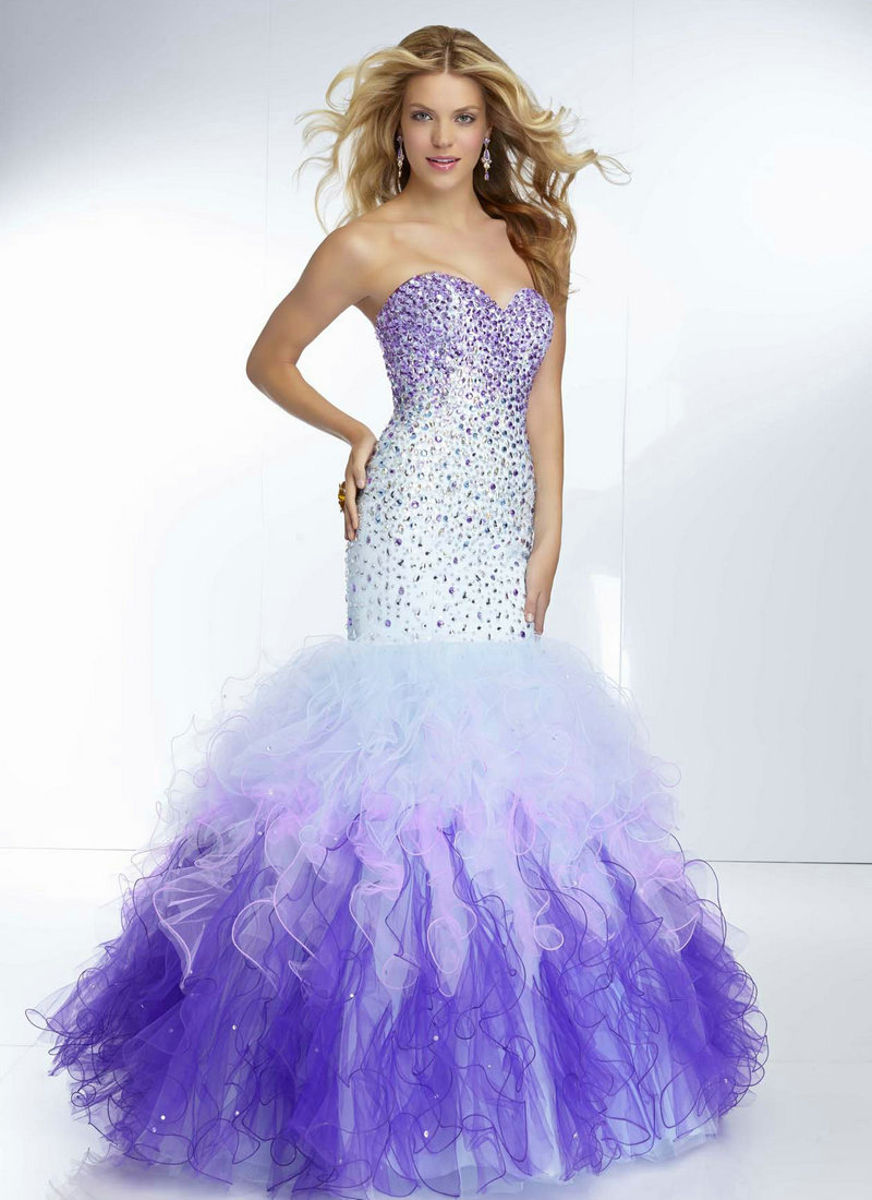 Bad ass prom dresses — 11